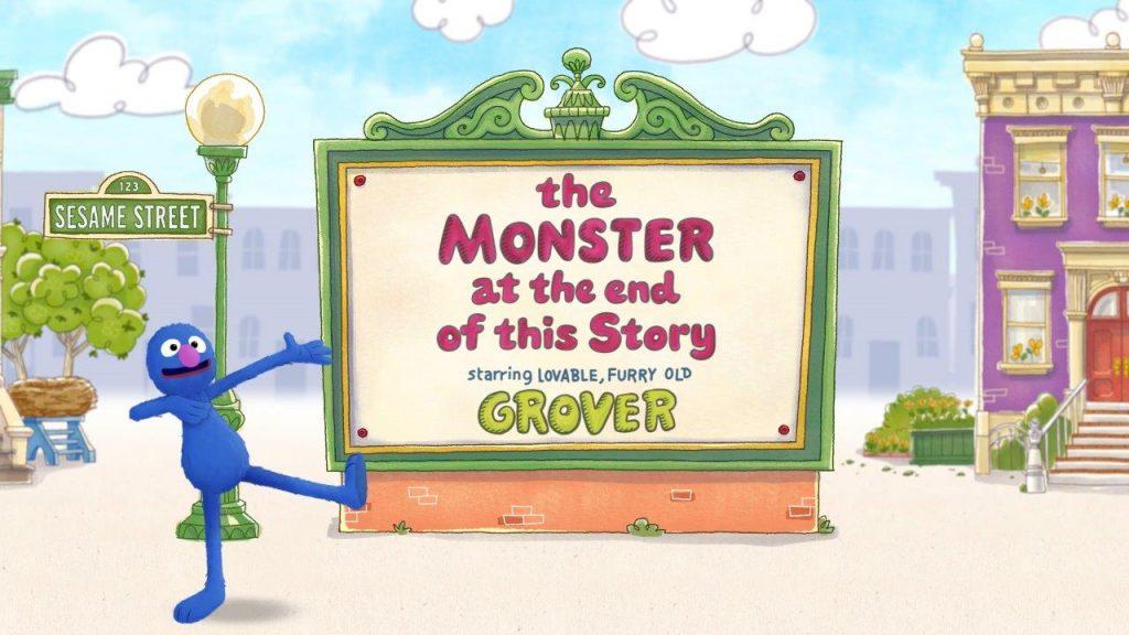 Yang Pertama dari Sesame Workshop, Animasi Spesial Sesame Street 'The Monster At The End Of This Story' Kini di HBO GO 1