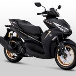 All New Aerox 155 Connected, MAXi Sport Scooter Terbaik di Kelasnya