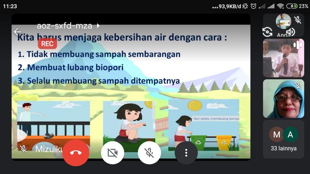 Suntory Garuda Beverage Apresiasi Lebih Dari 200 Anak-anak di Seluruh Indonesia Sebagai Pahlawan Pelestarian Lingkungan 1
