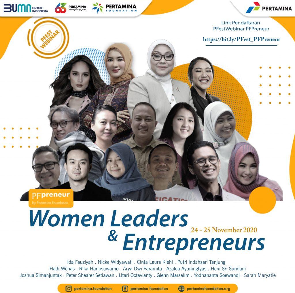Cinta Laura dan Putri Tanjung Berikan Dukungan Kepada Perempuan Indonesia Untuk Menjadi Womanpreneur Sukses 1